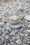 Beach stone Stock Photography