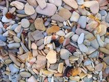 Beach Stones Stock Image