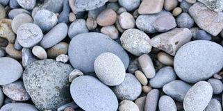 Beach Stones Royalty Free Stock Photo
