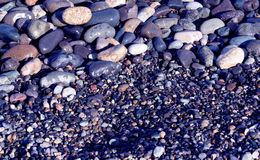 Beach stones Royalty Free Stock Photography