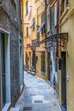 Vernazza in Cinque Terre in Italy royalty free stock photos