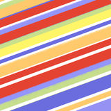 Beach stripe Royalty Free Stock Photography