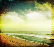 Beach style textures. This is a beach style textures Royalty Free Stock Image