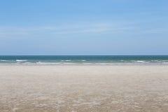 The beach on summer, thailand Stock Photos