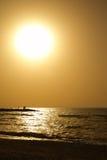 Beach and sun Stock Photos