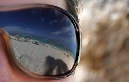 Beach Sunglasses Royalty Free Stock Image