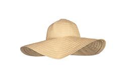 Beach sunhat Royalty Free Stock Image