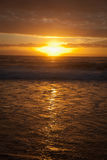 Beach Sunrise Royalty Free Stock Photos