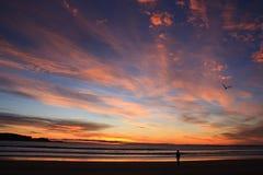 Free Beach Sunset Stock Photo - 16426260