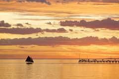 Free Beach Sunset Stock Photos - 30753193