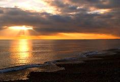 Free Beach Sunset Stock Image - 5781931