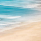 Beach and Surf Royalty Free Stock Photos