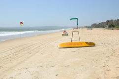 Beach Surf Rescue. Stock Image