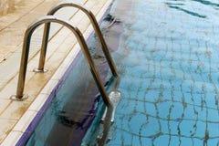Beach swimming pool Stock Photography
