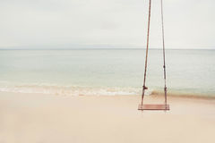 Free Beach Swing Stock Photo - 75059790