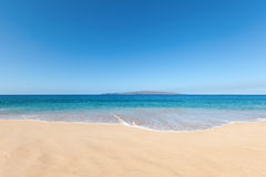 beach tło Obraz Royalty Free