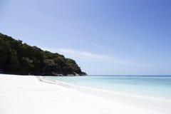 Beach of Tachai Island, Similan National Park, Thailand Stock Photos