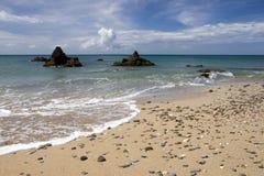 Beach, Taiwan Stock Photos