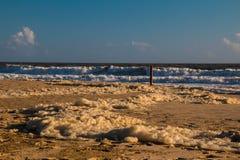 beach tajemnicy atlantyku Obraz Stock