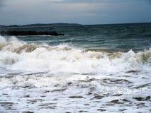 On the beach of Tangalle / Sri Lanka Royalty Free Stock Photo
