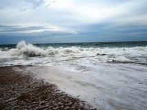 On the beach of Tangalle / Sri Lanka Royalty Free Stock Photos