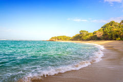 Beach in Tayrona National Park Stock Photos