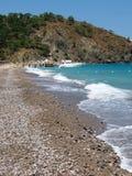 Beach in Tekirova, Turkey Stock Images