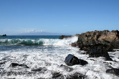 Beach on Tenerife. Stock Photography