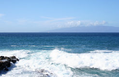 Beach on Tenerife Royalty Free Stock Photo