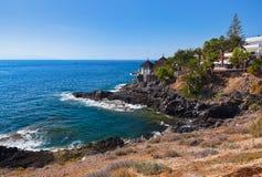 Beach in Tenerife island - Canary Stock Photo