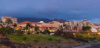 Beach in Tenerife island - Canary Royalty Free Stock Image