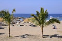 Beach at Tenerife Stock Photo