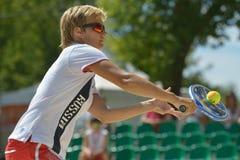 Beach Tennis World Team Championship 2014 Royalty Free Stock Photo
