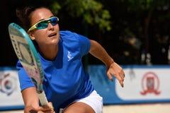 Beach Tennis World Team Championship 2015 Stock Photo
