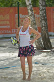 Beach Tennis World Team Championship 2014 Royalty Free Stock Photos