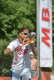 Beach Tennis World Team Championship 2014 Royalty Free Stock Images