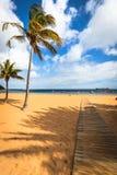 Beach Teresitas in Tenerife - Canary Islands Spain.  stock images