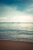 Beach in Thailand. Royalty Free Stock Images