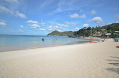 Beach in Thailand Stock Image