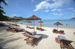 Beach in Thailand Stock Photography
