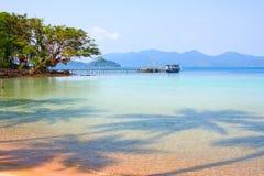 Beach in Thailand. Stock Photos