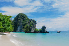 Beach in thailand Royalty Free Stock Photo