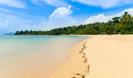 The Beach in Thailand. Koh phayam,ranong Stock Photography