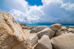 Beach in Thailand Royalty Free Stock Photography
