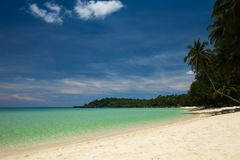 Beach from Thailand Stock Photography