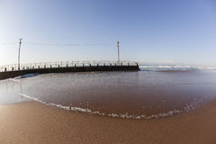 Beach Tidal Pool Ocean Stock Images
