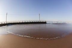 Beach Tidal Pool Ocean Stock Images