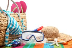 Beach Time Royalty Free Stock Image