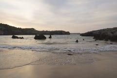 The beach of Toró Royalty Free Stock Photos
