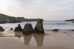 The beach of Toró Stock Photos